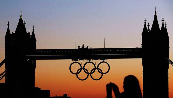Лондон в преддверии Олимпиады 2012. Архивное фото