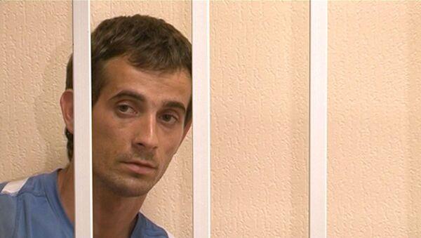 Подозреваемый Григорян ответил на вопросы об убийстве двух студенток
