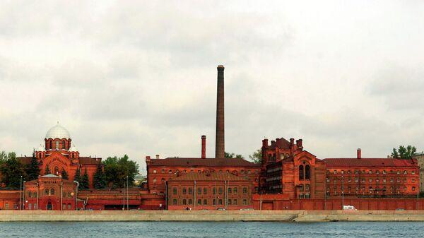 Петербургская тюрьма