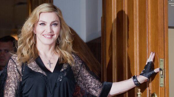Певица и актриса Мадонна