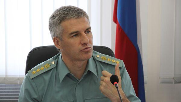 Директор Федеральной службы судебных приставов Артур Парфенчиков. Архив