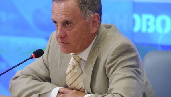 Заместитель министра культуры РФ Андрей Бусыгин