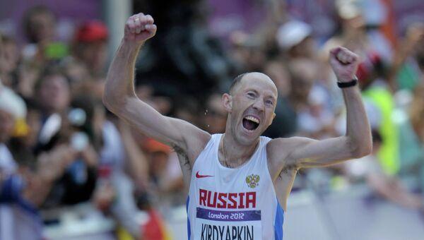 ОИ - 2012. Легкая атлетика. Спортивная ходьба. Мужчины. 50 км