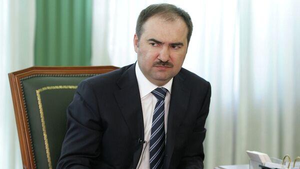 Председатель правления Пенсионного фонда России Антон Дроздов. Архивное фото