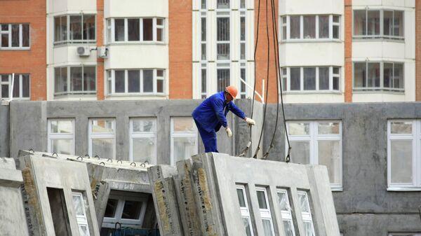Строительство панельных домов в Москве