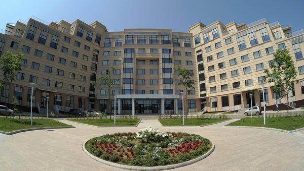 Дальневосточный федеральный университет. Архивное фото