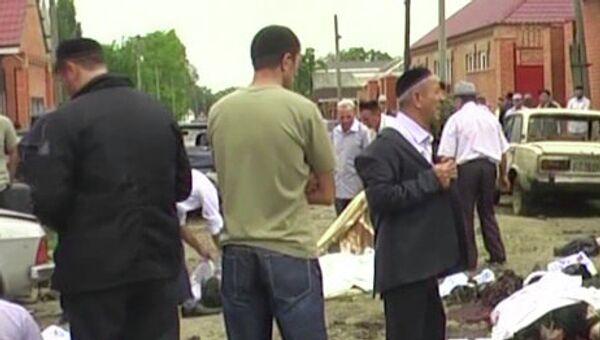 Спецоперация по уничтожению боевиков в городе Малгобек, Ингушетия