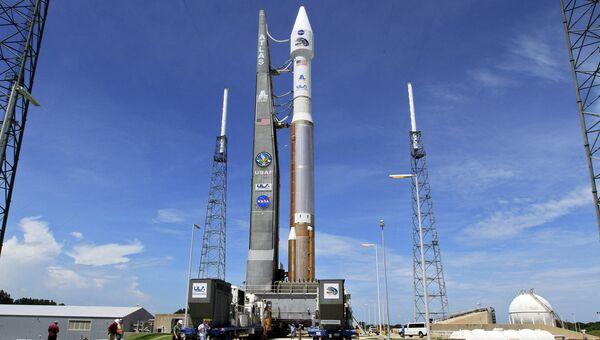 Ракета Atlas V, архивное фото