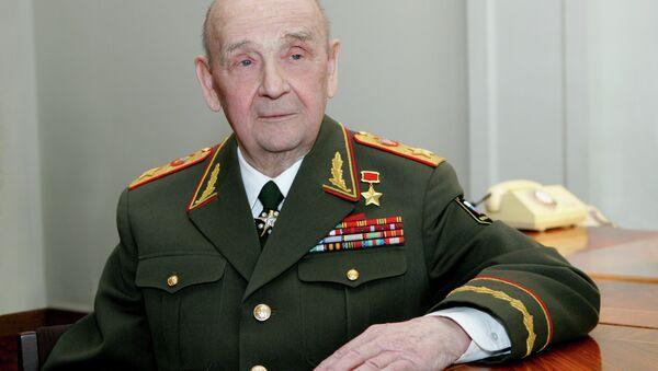 Маршал Советского Союза Сергей Соколов