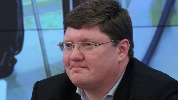 Единоросс Андрей Исаев. Исаев
