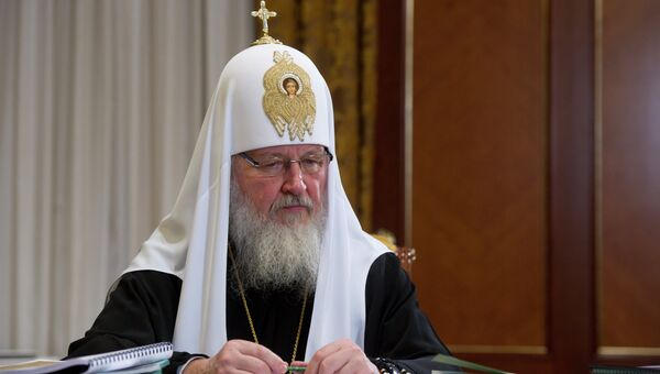 Сращивания Церкви и государства в России нет, считает патриарх Кирилл
