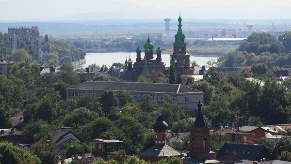 Краснодар. Архивное фото