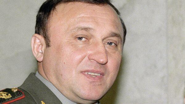 Павел Грачев. Архив