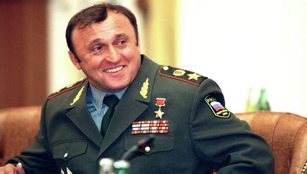 Министр обороны РФ Павел Сергеевич Грачев. Архив