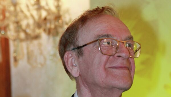 Диктор российского телевидения Игорь Кириллов. Архивное фото