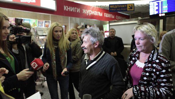 Часть туристов, попавших в ДТП в Греции, вернулись в Петербург