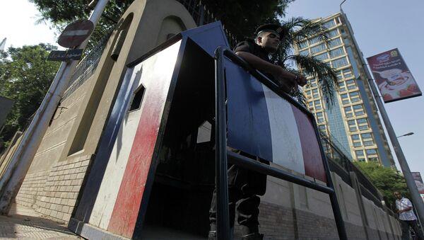 Посольство Франции в Каире