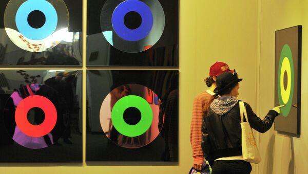 Ярмарка современного искусства Арт-Москва. Архив