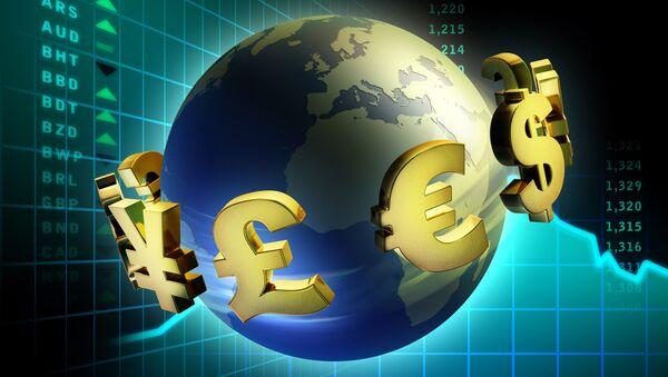 Мировой рынок валют. Архивное фото