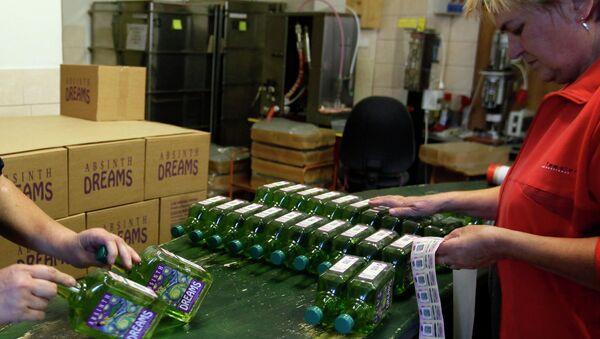 Власти Чехии вводят новые акцизные марки для алкогольной продукции
