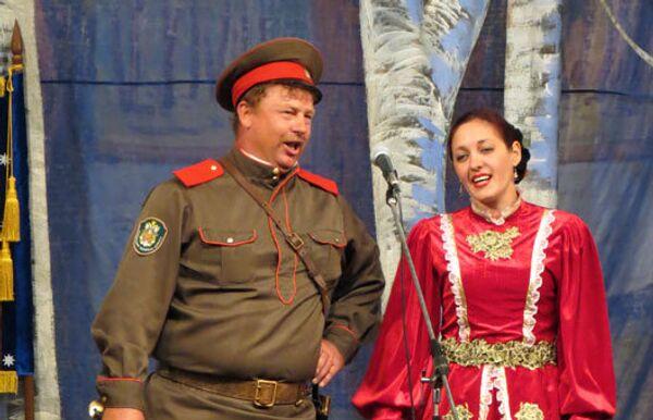 Вольница в Бердске: фестиваль казачьей культуры