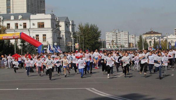 Кросс Нации - 2011 в Омске