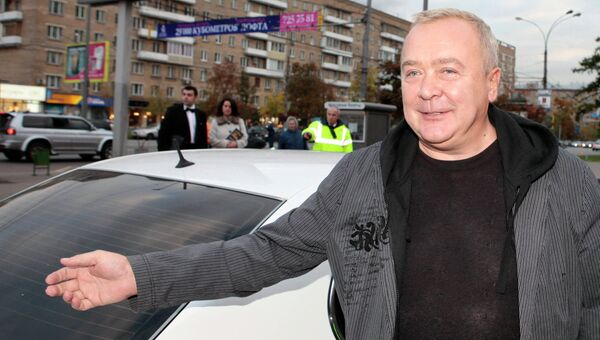 Актер Сергей Проханов