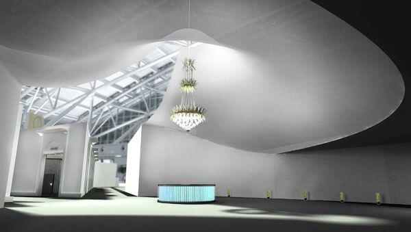 Московский международный салон изящных искусств 2012