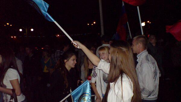 ЧМ-2018: тысячи ростовчан поболели за город