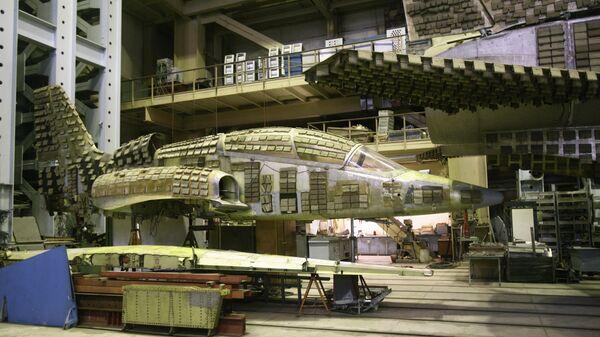 Российская самолетостроительная корпорация МиГ