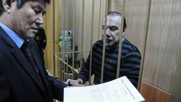 Рассмотрение ходатайства о продлении срока ареста В. Батурина