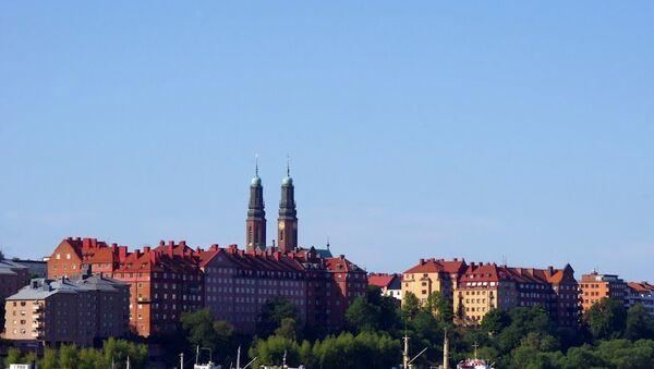 Стокгольм. Архивное фото.