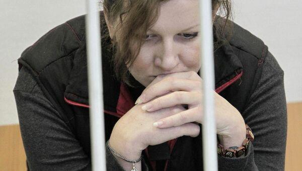 Оглашение приговора в отношении Екатерины Заул