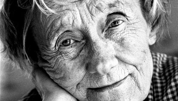 Шведская писательница Астрид Линдгрен. Архивное фото