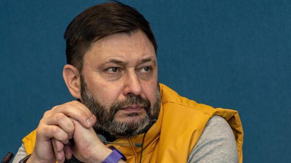 Исполнительный директор МИА Россия сегодня Кирилл Вышинский