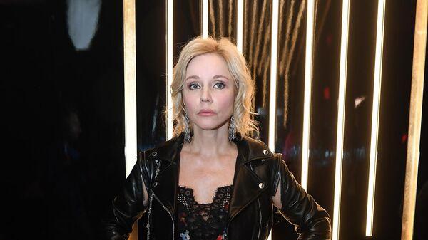 Актриса Марина Зудина на премьере второго сезона сериала режиссера Константина Богомолова Содержанки