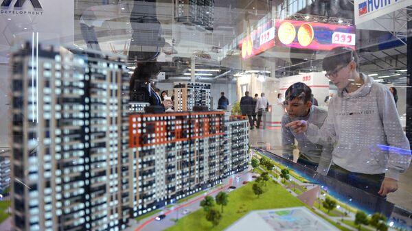Выставка высотного строительства 100+ Forum Russia в Екатеринбурге