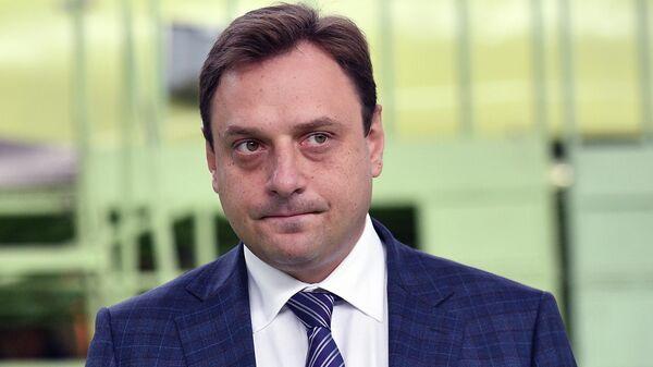 Генеральный директор АО Российская самолетостроительная Корпорация МиГ Илья Тарасенко