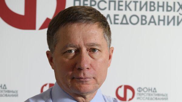 Глава научно-технического совета ФПИ, заместитель генерального директора Фонда Виталий Давыдов