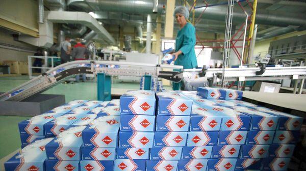 """""""Ведомости"""" узнали об угрозе закрытия нескольких сахарных заводов"""