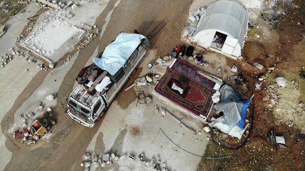 Ситуация в провинции Идлиб