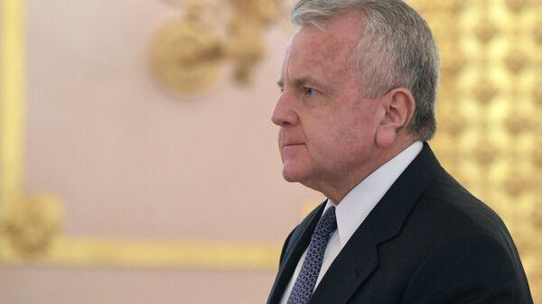 Чрезвычайный и полномочный посол США Джон Джозеф Салливан