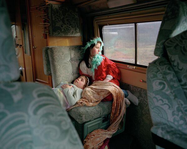 Mat Hay. Работа финалиста конкурса International Photography Exhibition 162