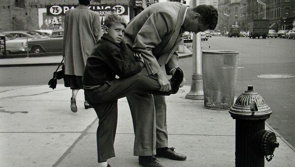 Вивьен Майер. Без названия, 1956