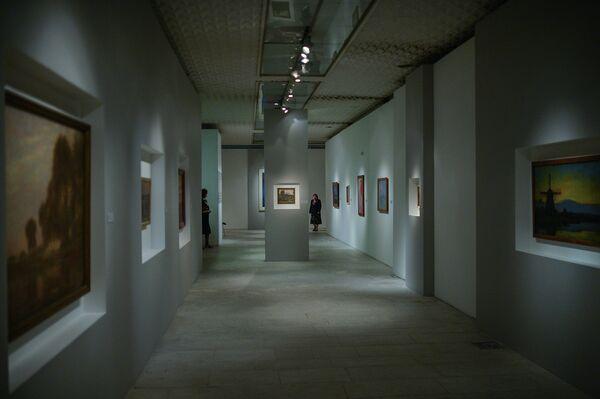 Выставка Пита Мондриана в Москве