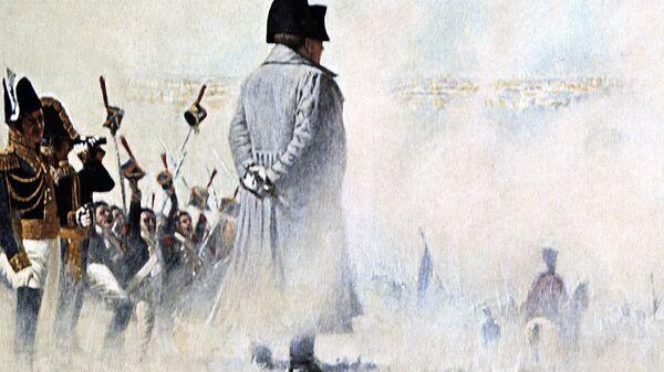 Картина В.Верещагина Перед Москвой в ожидании депутации бояр