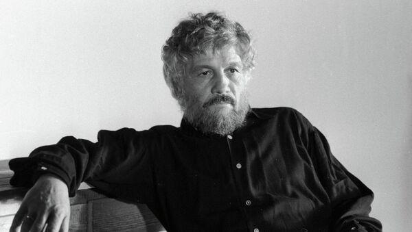 Народный артист СССР Михай Волонтир. Архивное фото