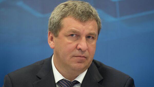 Глава Минрегионразвития РФ Игорь Слюняев