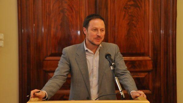 Депутат Законодательного собрания Санкт-Петербурга Игорь Коровин. Архивное фото
