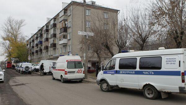 Спецоперация по уничтожению боевиков в Казани